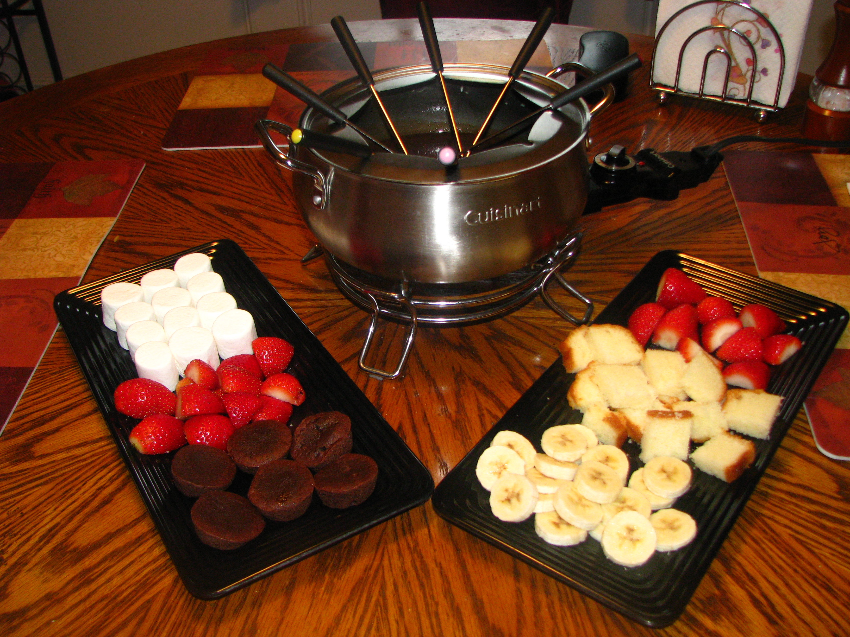 Chocolate Fondue Recipes — Dishmaps